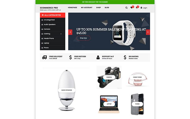 eCommerce Lite