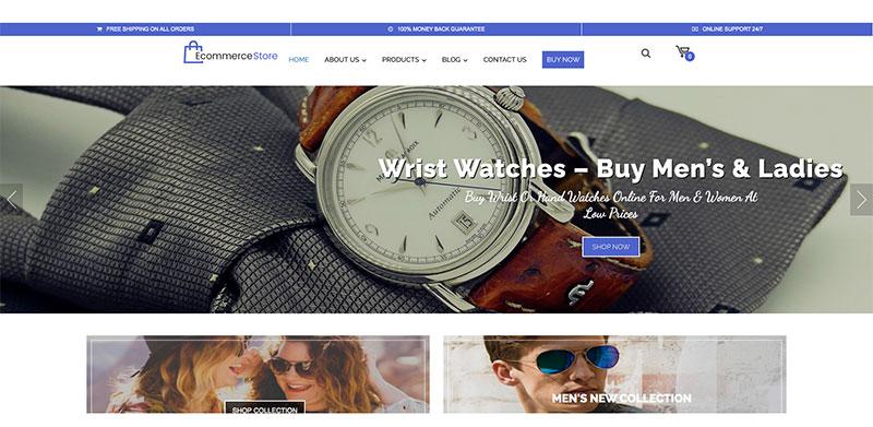 Multipurpose eCommerce